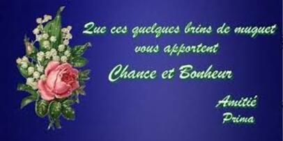 """~~ Puisque """"Mai"""" tout en fleurs ...~~ de Victor HUGO"""