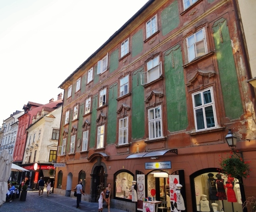 Quelques vues de Ljubljana en Slovénie (photos)