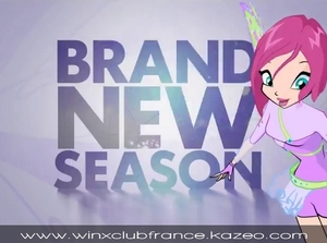 Winx Club Saison 5 Brand New Season