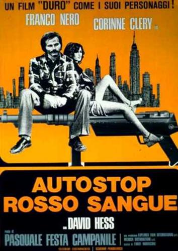 La proie de l'autostop, Autostop rosso sangue, Pasquale Festa Campanile, 1976