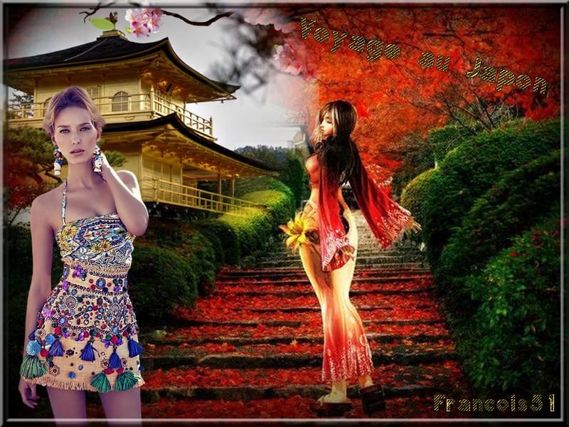 Défi voyage au Japon Mary Poppins !