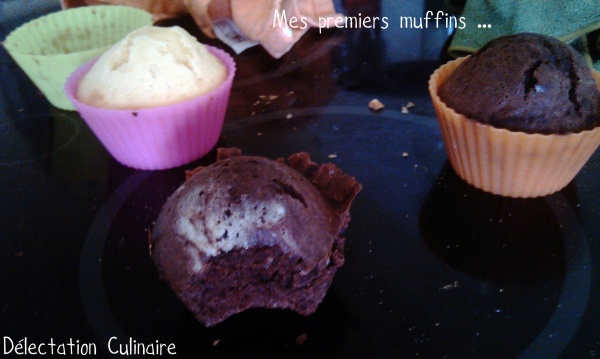 Mes Premiers Muffins