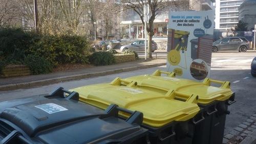Plastic Omnium pousse ses bacs