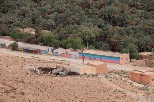 21 avril - Oulad Chakker - au camping Tissirt
