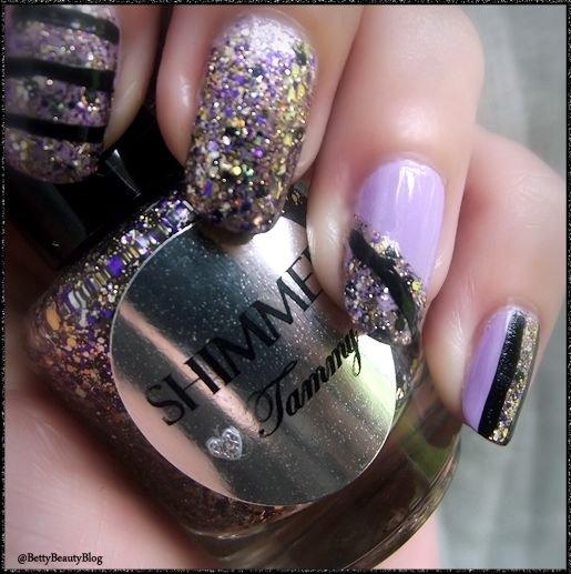 Douce tammy de shimmer polish