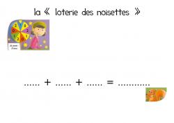 """la """"loterie des noisettes"""""""