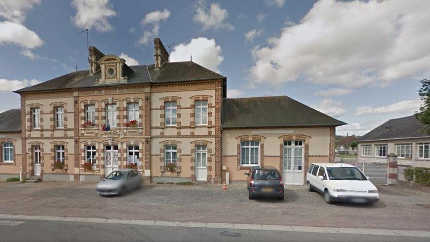 """Résultat de recherche d'images pour """"Ouilly-le-Vicomte mairie"""""""
