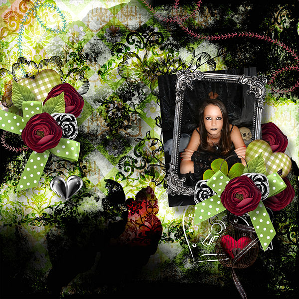 LIBERTY LOVE by Reginafalango + Love duo