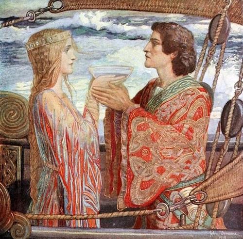 Tristan et Yseult- Tableaux
