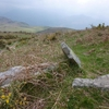 Ancienne borne/stèle dréssée (680 m)
