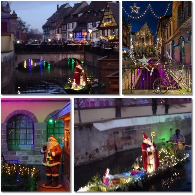 Colmar et Bon Noël