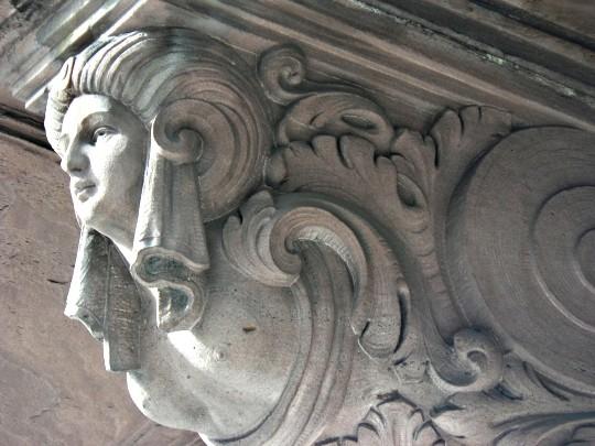 Façades de Metz 24 blanc 26 01 2010