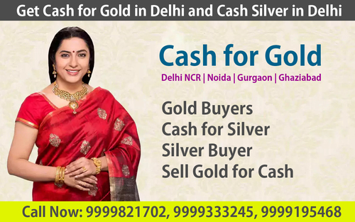 Sell gold for cash and get the best value on-the-spot