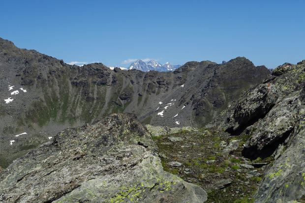 Vers le Col de Louvie