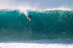Cette fois-ci c'est un arrêt sur l'île d'Hawaï