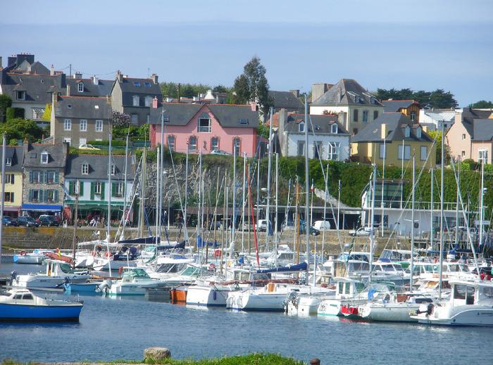 CAMARET SUR MER ( Finistère)