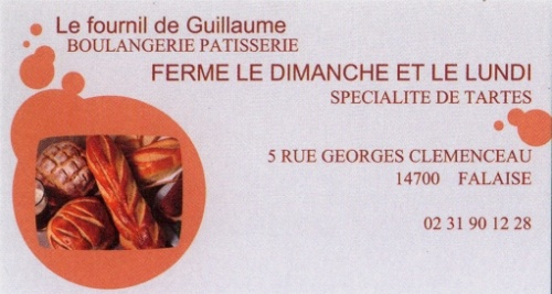 FOURNIL DE GUILLAUME