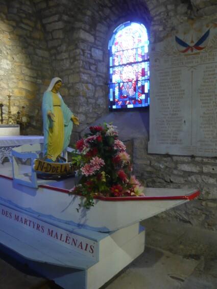 La Malène et Ste Enimie (48)