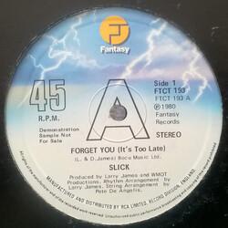Slick - Forget You (It's Too Late)