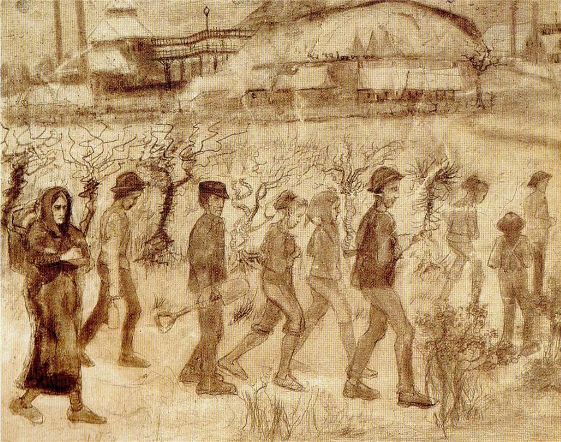 Vincent Van Gogh ,l'auto didacte (1)