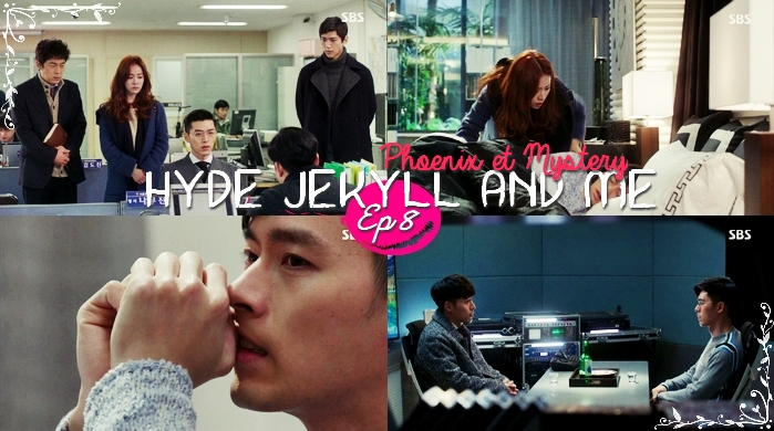Hyde Jekyll and Me - épisode 8 -