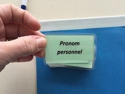 Jeu : conjuguer les verbes du 1er groupe