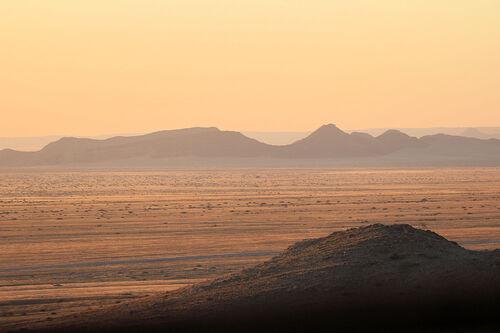 Kalahari et fin