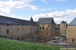 Le château de Sedan