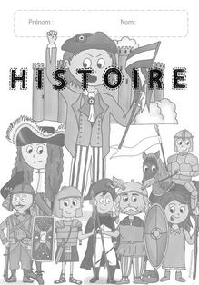 Page de garde - Histoire.