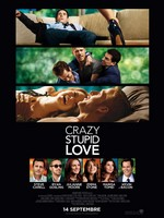 Crazy, Stupid, Love. affiche