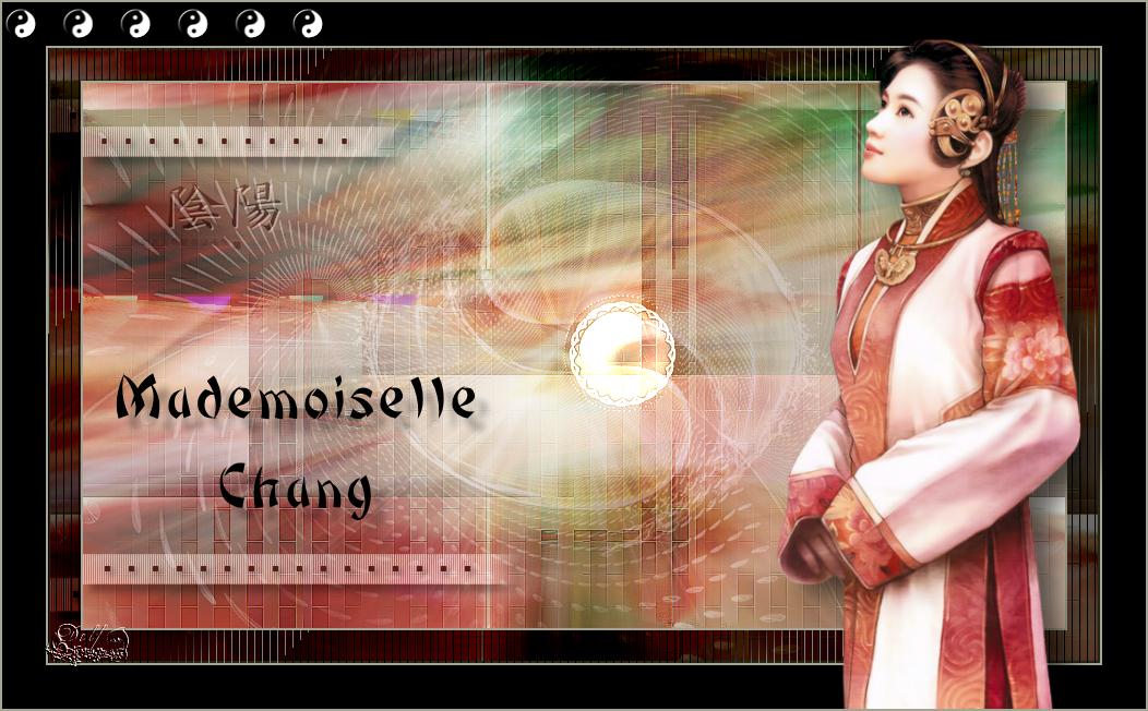 Mademoiselle Chang
