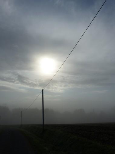 le vieux brouillard m'appelle