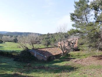 La maison forestière de Roussivau