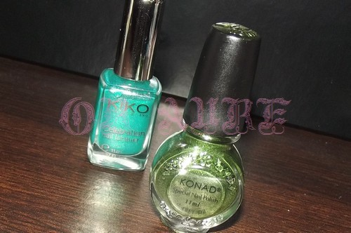 •°•.Je me met au vert pour la St Patrick.•°•