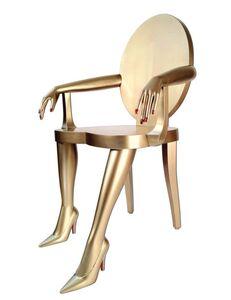 Second fauteuil, évolution.