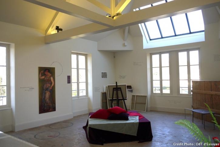 Atelier d'Auguste Renoir