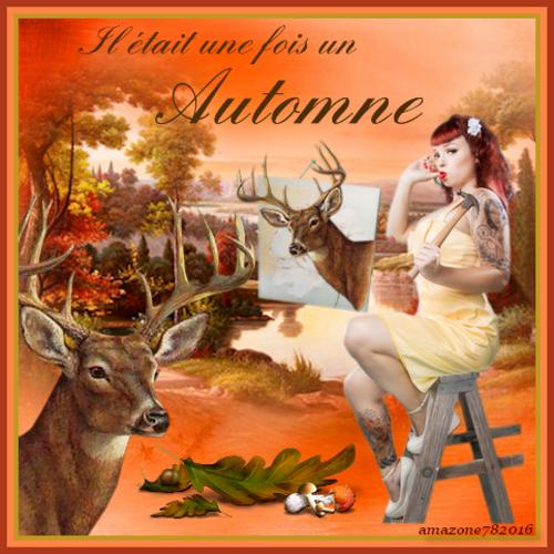"""Défi """"Parfum d'Automne"""""""