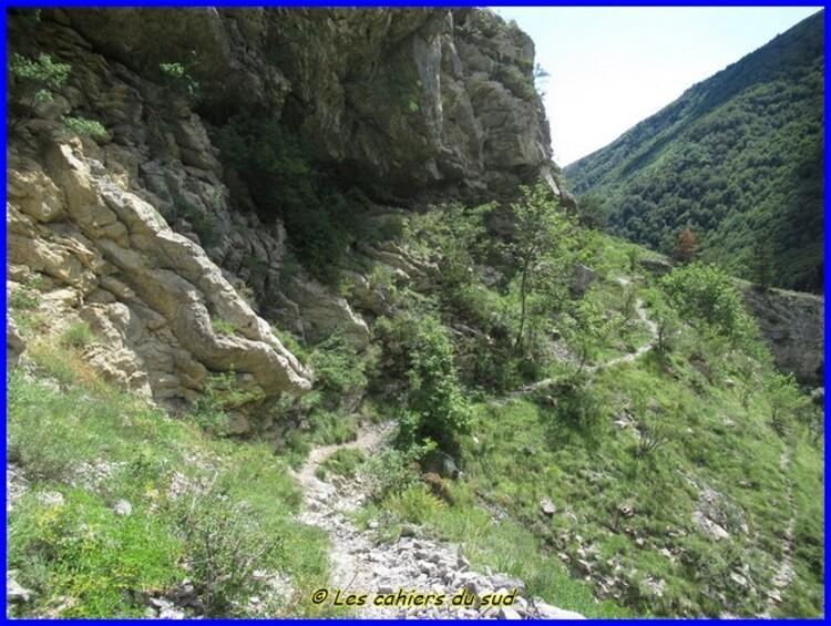 Devoluy, le Puy de Rabou