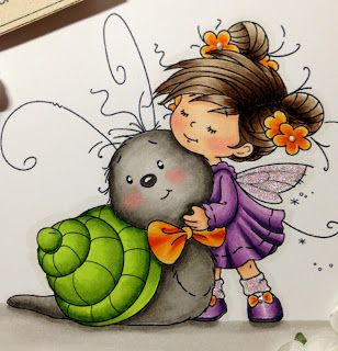 Colorful Copic Creations: Whimsy Challenge