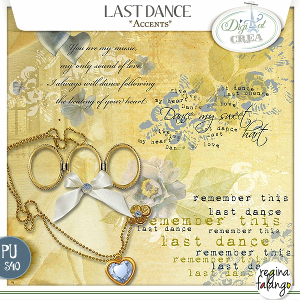 LAST DANCE by Reginafalango