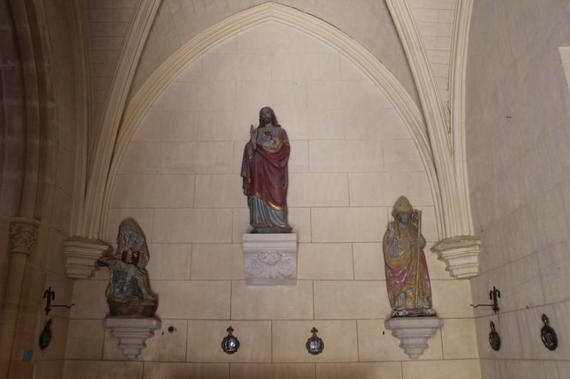 La chapelle du château de Puymartin