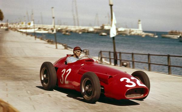 GP automobile de Monaco (  1948-1959 )