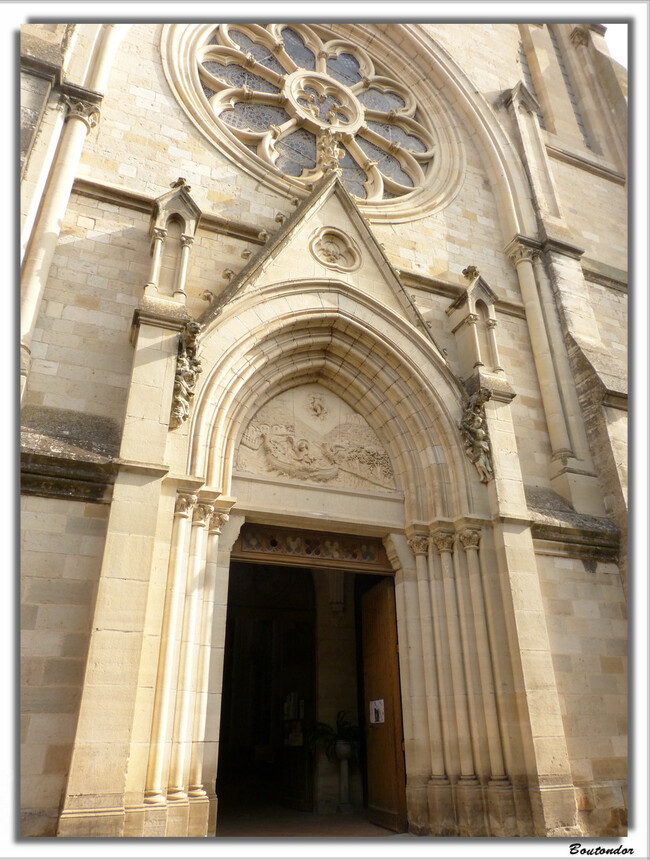 Saint-Antonin-Noble-Val : L'Eglise