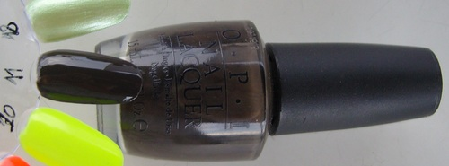 Swatch : OPI - Get in the Expresso Lane - NLT27