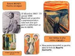 FICHIER HISTOIRE DE L'ART - MUSETTE SOURICETTE