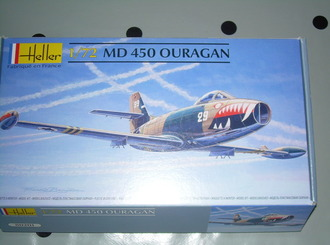 Ouragan MD 450
