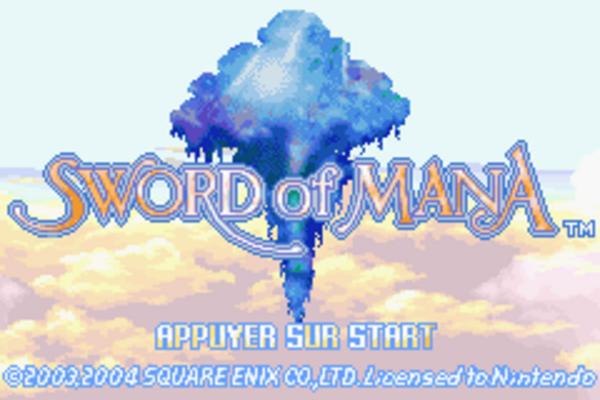 Sword of Mana - chapitre 1 - Prologue