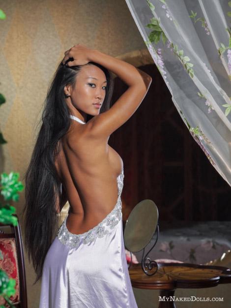 WEB Gravure : ( [My Naked Dolls] - |February 23 2019| Mariko : Hot Asian Idol )