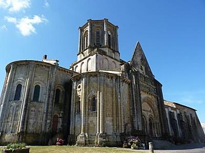 église de vouvent