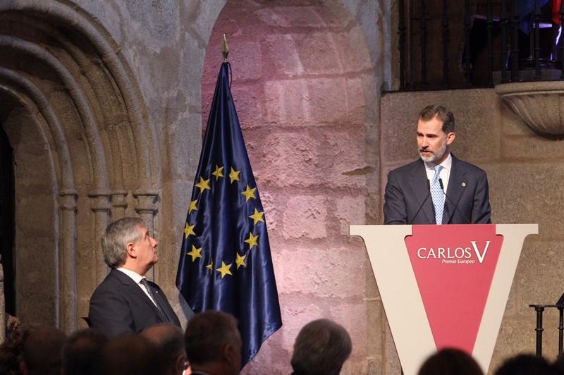 """Premio Europeo Carlos V"""